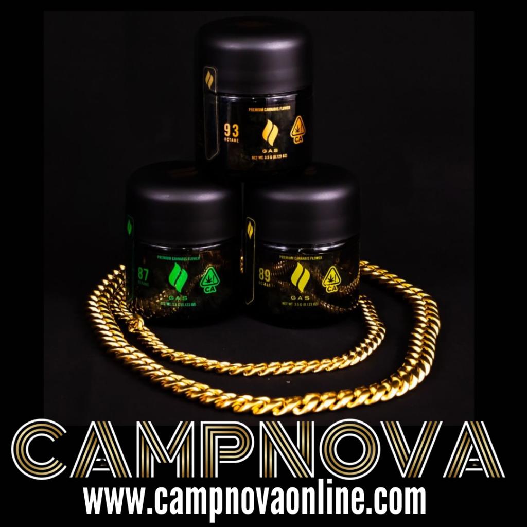 gas cannabis brand by rapper 2 chainz