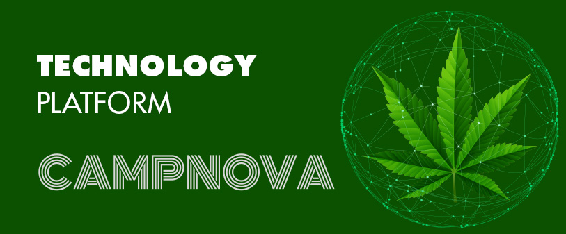 Technology Platform CampNova Best cannabis delivery company in California