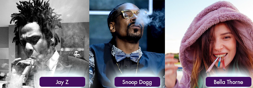 jay z-Snoop Dogg and Bella Thorne